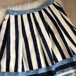 Miami midi A line skirt